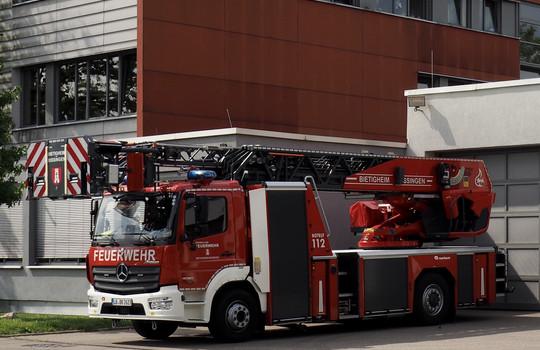 Teaserbild der Einsatzmeldung: B3 - Feuer/Rauch MFH