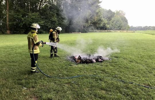 Teaserbild der Einsatzmeldung: B1 - Feuer/Rauch Unrat/Kompost