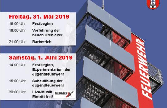 Teaserbild der Einsatzmeldung: Tag der offenen Tür der Abteilung Bietigheim vom 31. Mai bis 2. Juni