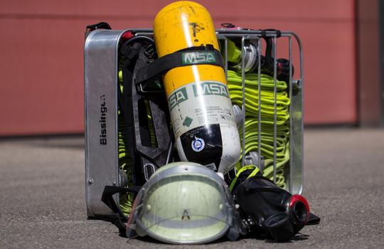 Teaserbild der Einsatzmeldung: B4 - Feuer/Rauch Mehrfamilinhaus