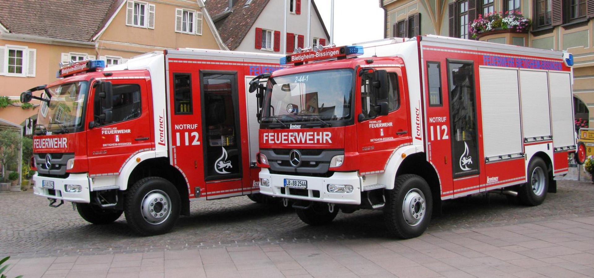 Feuerwehr Feuerwehr Bietigheim Bissingen
